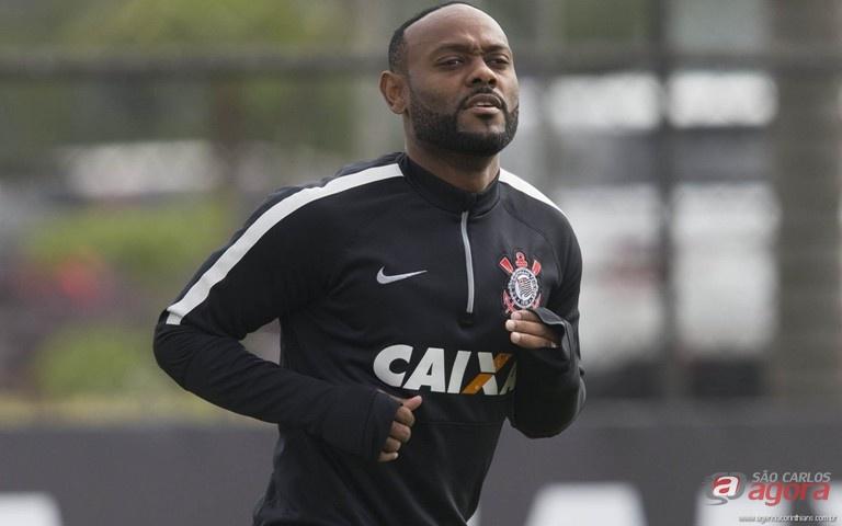 Love será o atacante do Timão que busca abrir vantagem no Brasileirão. Foto: www.agenciacorinthians.com.br -