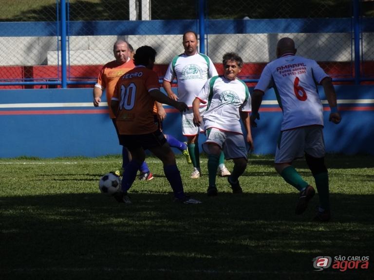 O Mazola conseguiu o resultado mais expressivo da rodada, ao golear o Brother's por 9 a 1 no Master. Fotos: Marcos Escrivani -