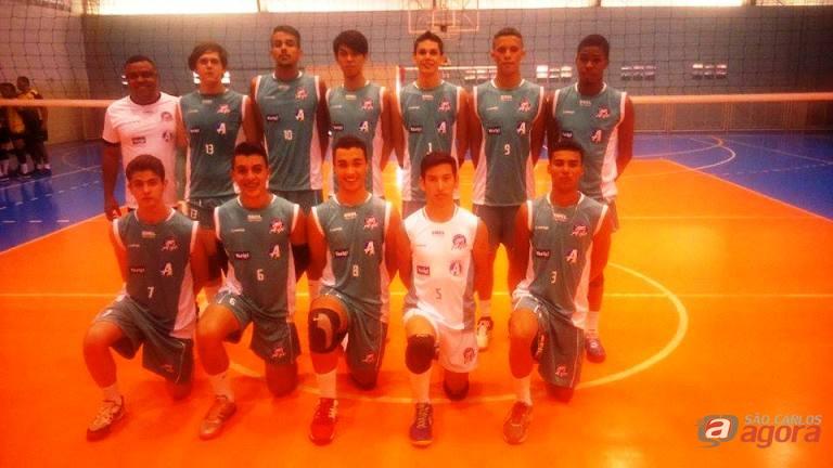 Atletas de São Carlos mostraram competência e venceram Limeira pela APV. Foto: Divulgação -