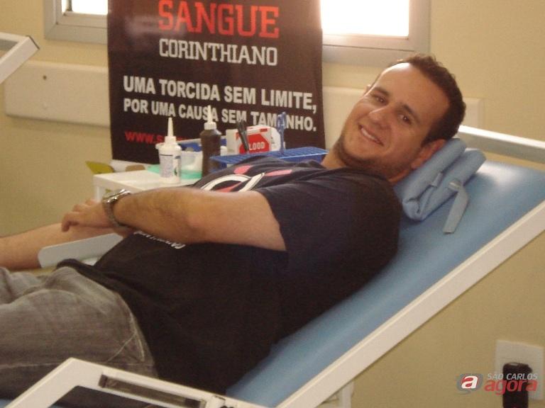 Campanha solidária pretende ajudar Banco de Sangue da Santa Casa. Foto: Divulgação -