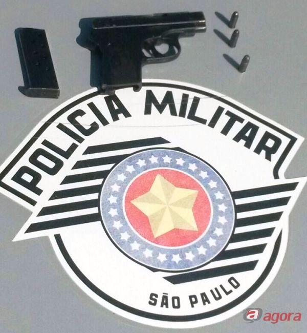 A arma utilizada no crime estava escondida na cueca do tapeceiro. Foto: Osni Martins -