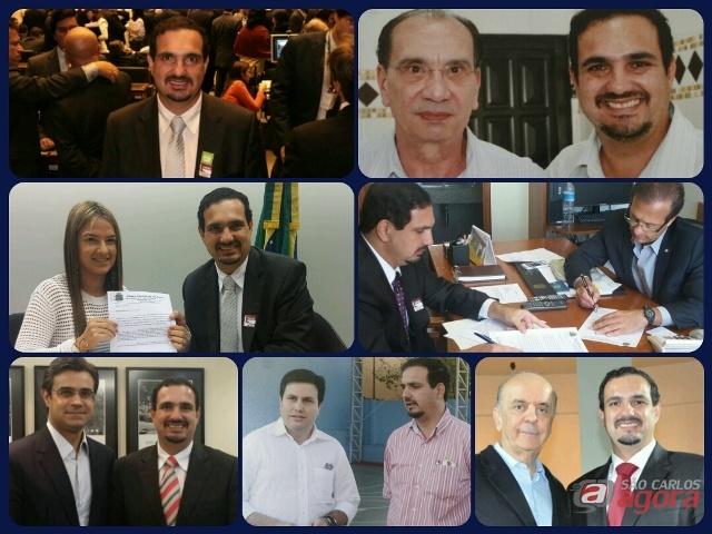 Foto: Assessoria Parlamentar vereador Julio Cesar -