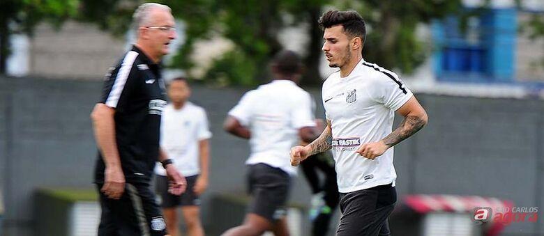 Santos treina para pegar o Cruzeiro. Dorival Junior quer a vitória. Foto: site Santos FC -