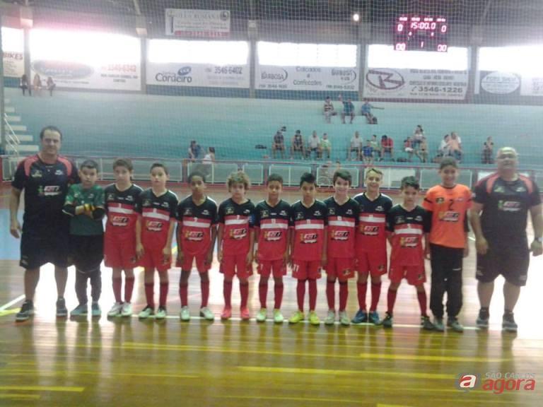 Multi Esporte/La Salle faz campanha perfeita na Liga Ferreirense. Foto: Divulgação -
