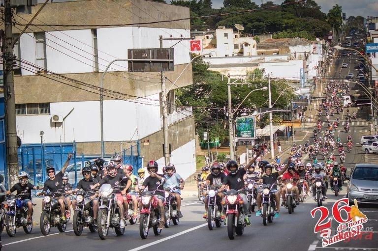 26 Da Norte São Carlos fará um passeio com motos para arrecadar brinquedos. Foto: Divulgação -