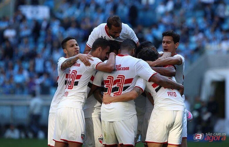 De olho na recuperação e no G4, São Paulo busca três pontos contra o Avaí. Foto: Rubens Chiri/saopaulofc.net -