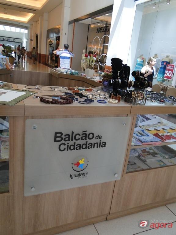 O Balcão da Cidadania tem como meta contribuir com o desenvolvimento da comunidade onde atua, prestando serviços de natureza social. Foto: Divulgação -