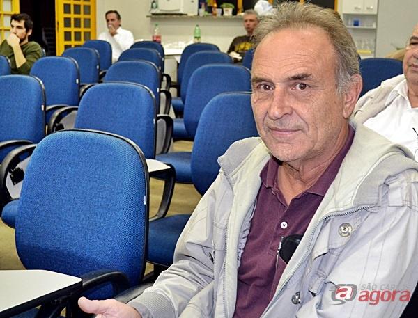 O idealizador e organizador da SEASC, Carlos Alberto Martins fala sobre a edição deste ano. -