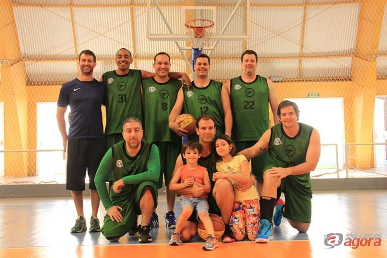 Equipe são-carlense foca a liderança e a fase final do torneio. Foto: Divulgação -