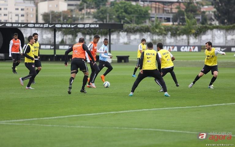 Corinthians faz o jogo das 11h e quer ampliar vantagem no Brasileirão. Foto: www.agenciacorinthians.com.br -