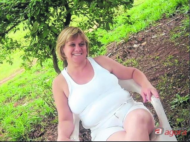 São-carlense foi sepultada em Piratininga. (Foto Facebook) -