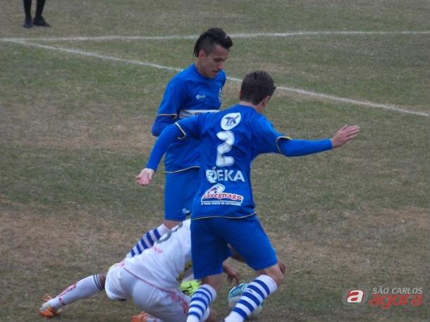 Águia conquistou até aqui 47 pontos no Paulista Série B. Foto: Rovanir Frias/SCFC -