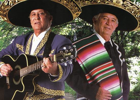 A dupla gravou cerca de duas mil músicas, em mais de 100 LPs e mais de 20 CDs. Foto: Divulgação -