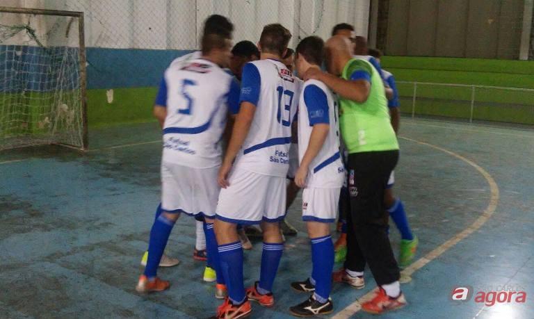 Asf pecou na partida contra Araras e pagou caro: com a derrota. Foto: Divulgação -