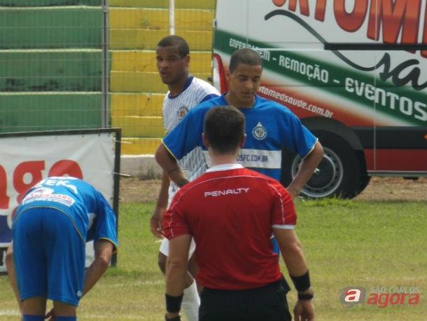 O São Carlos poderá garantir antecipadamente seu retorno à Série A-3 neste final de semana. Foto: Rovanir Frias/SCFC -