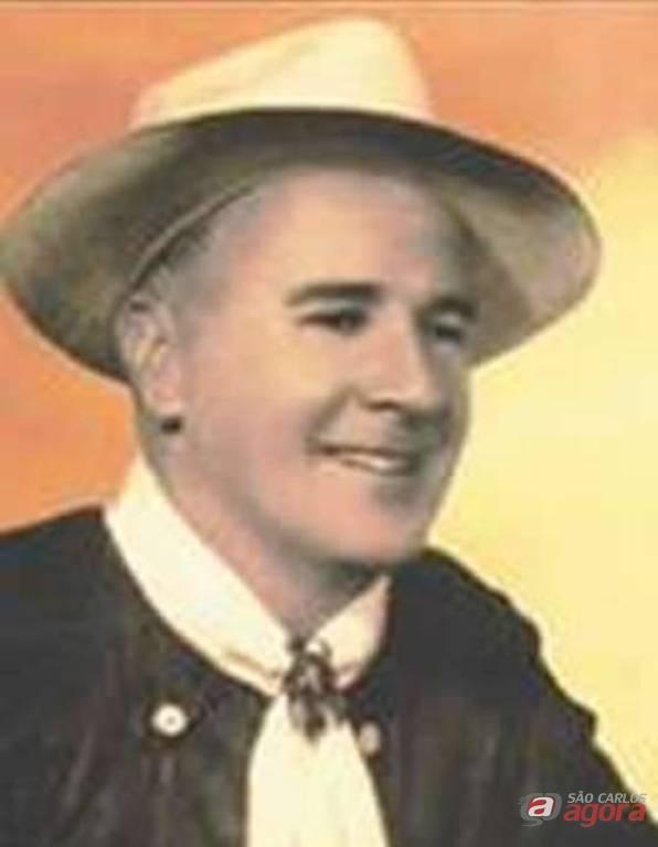 Raul Torres é um pioneiro da música caipira. Foto: Arquivo -