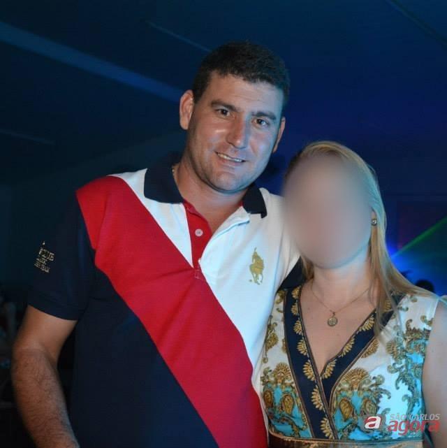 Heverton trabalhava na Força Tática de São Carlos. (foto Facebook) -