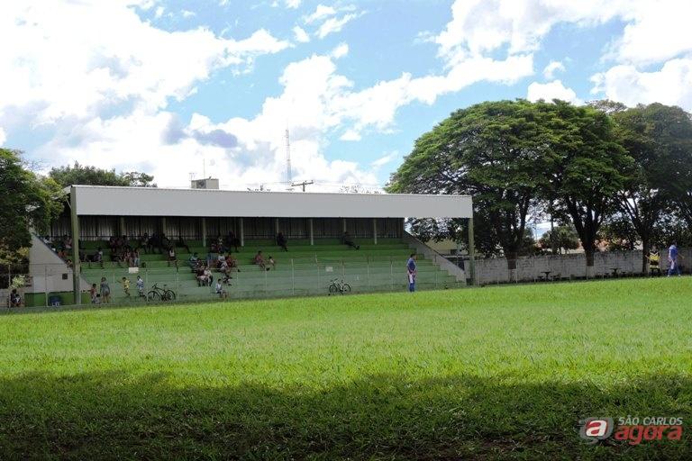 Estádio Zuzão tem partidas confirmadas até o término da primeira fase. Foto: Gustavo Curvelo/Divulgação -