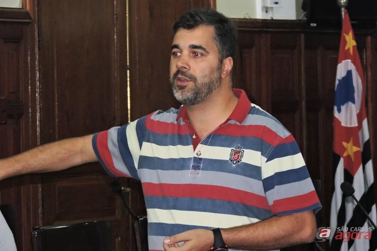 Eduardo Carrasco preside a equipe com projetos duradouros, sem pressa por resultados. Foto: Gustavo Curvelo/Divulgação -