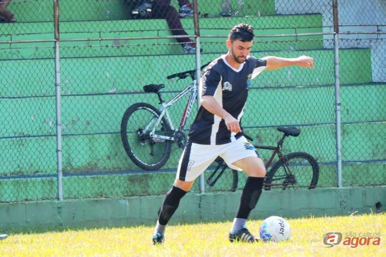 Para o jogador, coletividade é o ponto forte da equipe. Foto: Gustavo Curvelo/Divulgação -