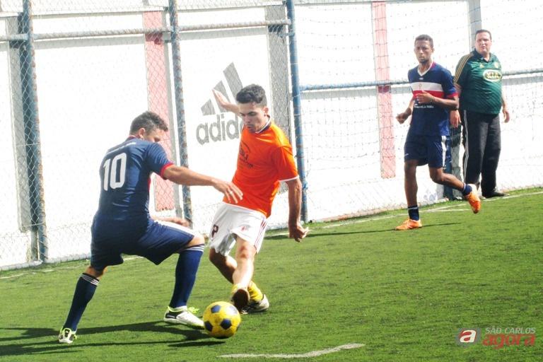 Torneio de futebol society será um dos temas comentados. Foto: Gustavo Curvelo/Divulgação -
