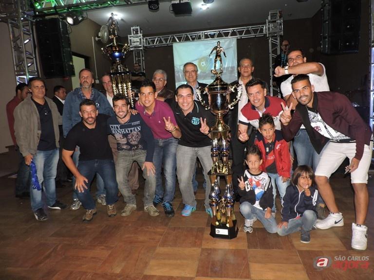 Nazareno levou o título de campeã da competição. Foto: Gustavo Curvelo/Divulgação -