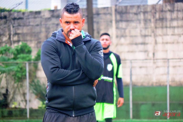 Daniel Pereira garante equipe lutando pelo triunfo, apesar de jogar fora de casa. Foto: Gustavo Curvelo/Divulgação -