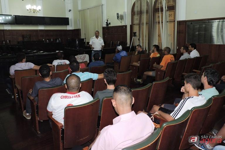 Plenário da Câmara Municipal será o palco do encontro. Foto: Gustavo Curvelo/Divulgação -