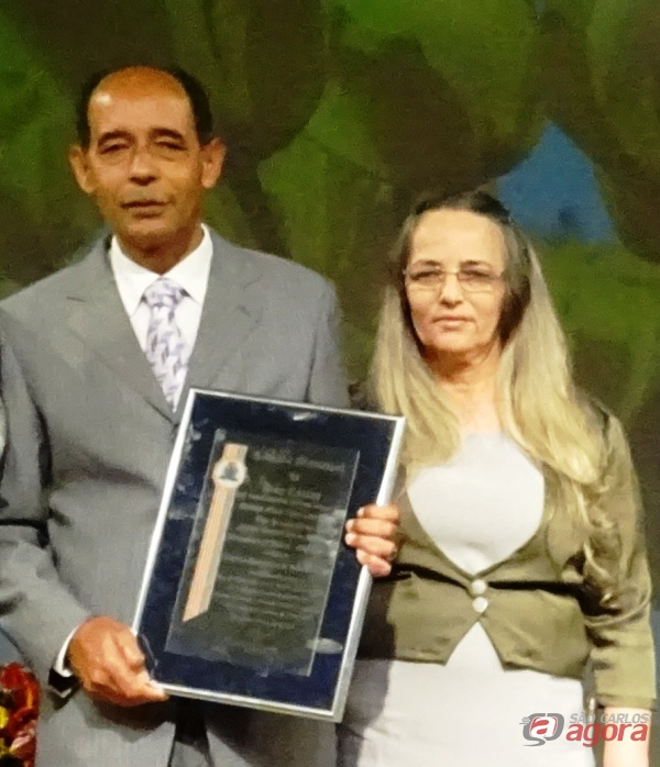 Pastor Elias Vieira do Vale recebe título de Cidadão Honorário -