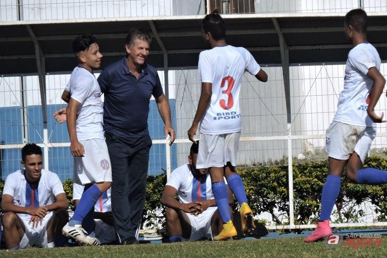 Torneio Sub-18 segue acirrado, com Lobão em busca da classificação. Foto: Gustavo Curvelo -