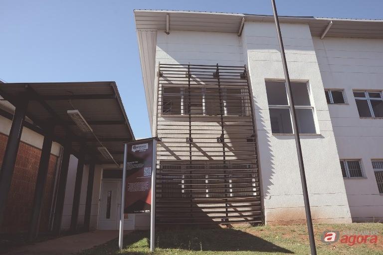 Secretaria do PIPGES fica na área norte do Campus São Carlos da UFSCar. Foto: Larissa Bela Fonte -
