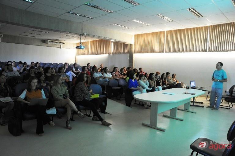 Evento na UFSCar apresenta dados sobre saúde infantil em São Carlos. Foto: Leticia Longo -