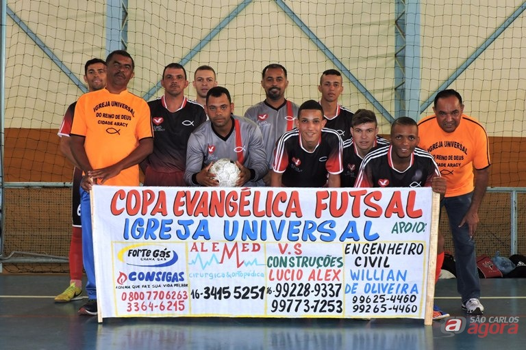 Universal participará pela primeira vez do torneio de futebol de campo. Foto: Gustavo Curvelo/Divulgação -
