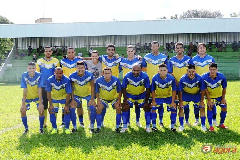 Time quadrangular participa pela terceira vez do torneio. Foto: Gustavo Curvelo/Divulgação -