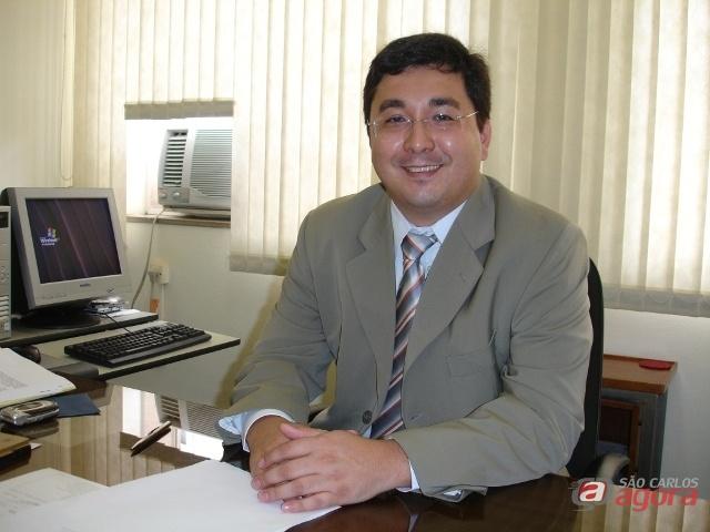 Promotor de Justiça Marcelo Mizuno. -