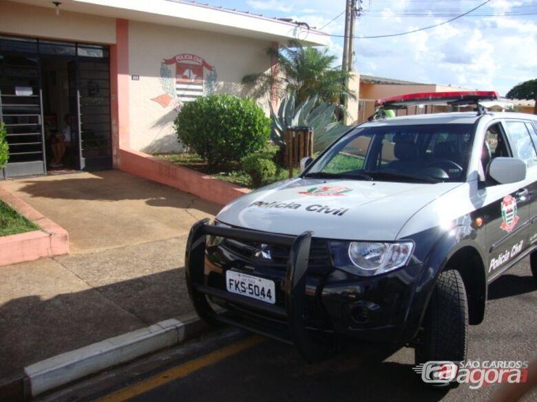 Acusada foi detida por policiais da delegacia de Ibaté. -