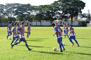 Equipe será formada exclusivamente por atletas de São Carlos. Foto: Gustavo Curvelo/Divulgação -