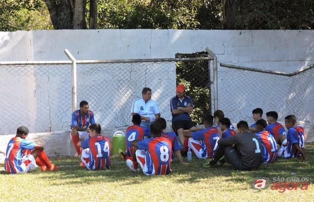 Jonathas Mendes deve fazer diversos testes durante a partida. Foto: Gustavo Curvelo/Divulgação -