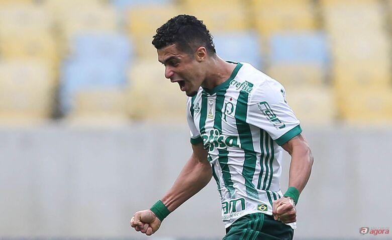 Foto: Cesar Greco/Palmeiras/Divulgação -