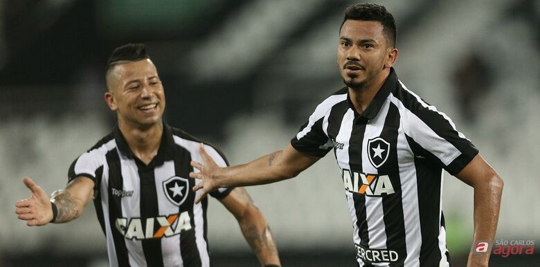 Foto: Vitor Silva/SS Press/Botafogo -