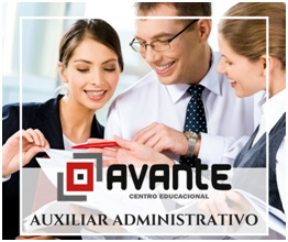 Ingresse no mercado de trabalho como auxiliar administrativo -