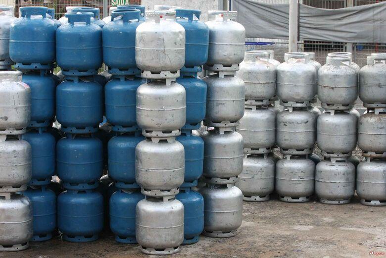 Preço do botijão de gás sobe 6,97% a partir de hoje -