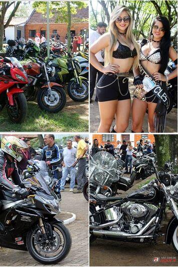Encontro de motociclistas promete agitar São Carlos neste final de semana -