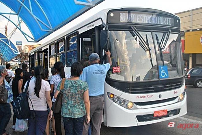 Suzantur não recebe repasses da Prefeitura Municipal desde janeiro. (Foto A Folha Região) -