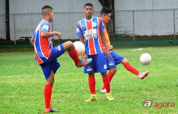 Atletas do Lobão foram ao Zuzão; o Independente, não. Foto: Gustavo Curvelo/Divulgação -