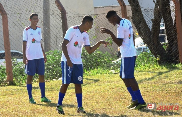 Lobão vive bom momento, com equipes Sub-16 e Sub-19 classificadas na Taça Paulista. Foto: Gustavo Curvelo/Divulgação -