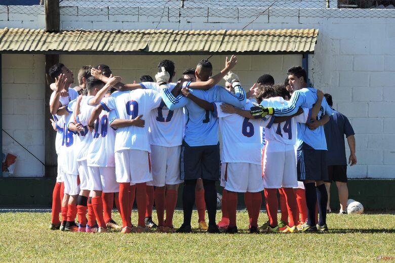 Equipe gremista está na terceira posição do Grupo B. Foto: Gustavo Curvelo/Divulgação -
