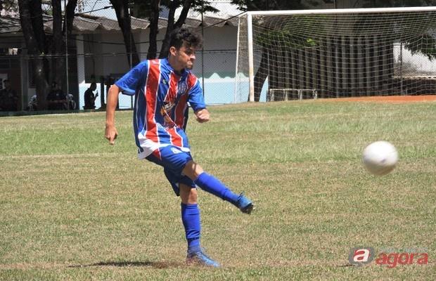 Equipe volta a jogar daqui duas semanas, contra o Independente. Foto: Gustavo Curvelo/Divulgação -