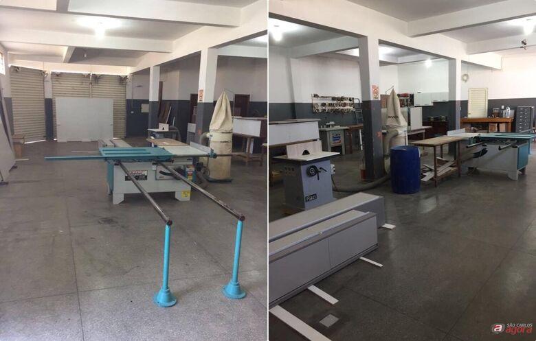 Proprietários de marcenaria pedem ajuda para recuperar equipamentos furtados  -