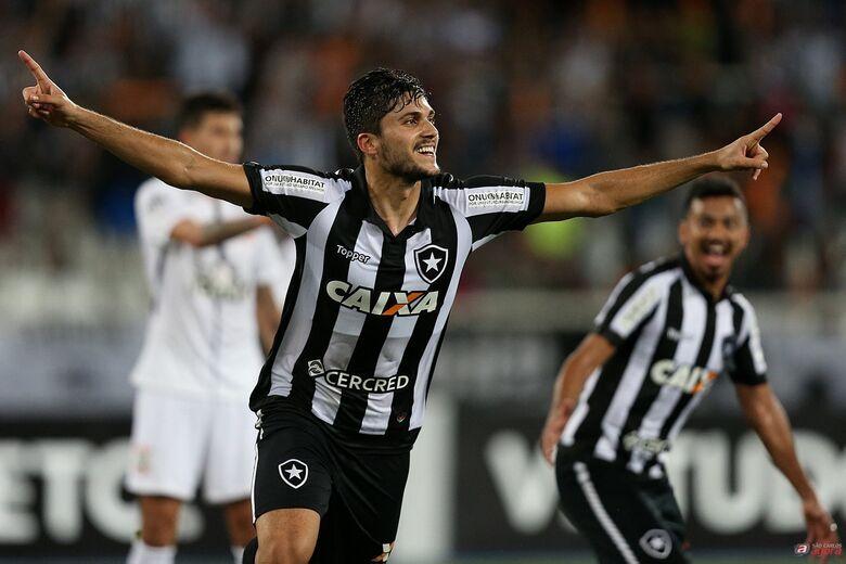 Foto: Vitor Silva/SS Press/Botafogo -